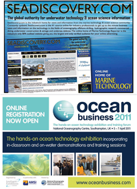 Marine Technology Magazine, page 45,  Nov 2010