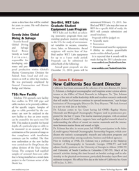 Marine Technology Magazine, page 49,  Nov 2010