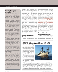 Marine Technology Magazine, page 52,  Nov 2010