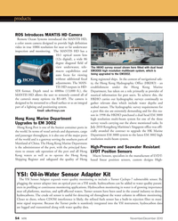 Marine Technology Magazine, page 54,  Nov 2010