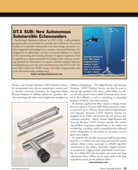 Marine Technology Magazine, page 55,  Nov 2010