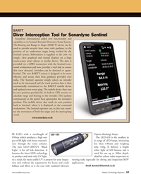 Marine Technology Magazine, page 57,  Nov 2010