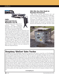 Marine Technology Magazine, page 58,  Nov 2010