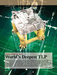 Marine Technology Magazine, page 64,  Nov 2010