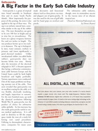 Marine Technology Magazine, page 7,  Nov 2010