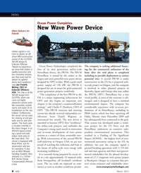 Marine Technology Magazine, page 8,  Mar 2011