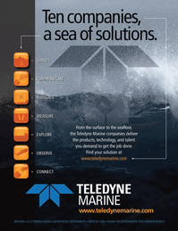 Marine Technology Magazine, page 11,  Mar 2011
