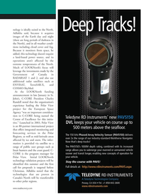 Marine Technology Magazine, page 17,  Mar 2011