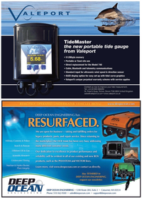 Marine Technology Magazine, page 19,  Mar 2011