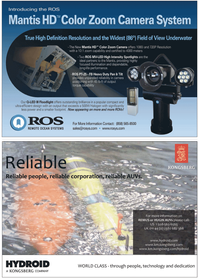 Marine Technology Magazine, page 21,  Mar 2011