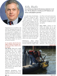 Marine Technology Magazine, page 24,  Mar 2011