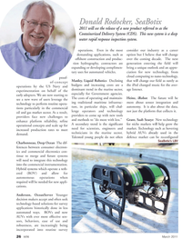 Marine Technology Magazine, page 26,  Mar 2011