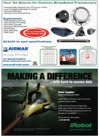 Marine Technology Magazine, page 27,  Mar 2011