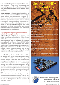 Marine Technology Magazine, page 33,  Mar 2011