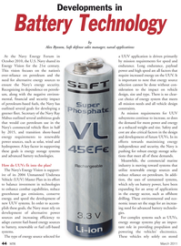 Marine Technology Magazine, page 44,  Mar 2011