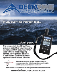 Marine Technology Magazine, page 3,  Mar 2011