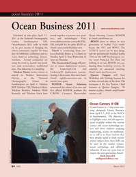 Marine Technology Magazine, page 54,  Mar 2011