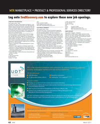 Marine Technology Magazine, page 62,  Mar 2011