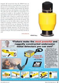 Marine Technology Magazine, page 27,  Apr 2011 expert software