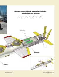 Marine Technology Magazine, page 31,  Apr 2011 Super Falcon