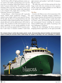 Marine Technology Magazine, page 38,  Apr 2011 Polarcus??? HQ