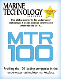 Marine Technology Magazine, page 41,  Apr 2011 Greg Trauthwein