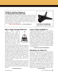 Marine Technology Magazine, page 59,  Apr 2011 C3 product line