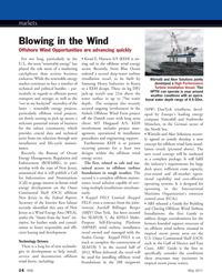 Marine Technology Magazine, page 14,  May 2011 Gulf of Mexico