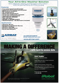 Marine Technology Magazine, page 17,  May 2011