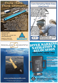 Marine Technology Magazine, page 19,  May 2011