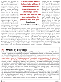 Marine Technology Magazine, page 26,  May 2011 Alaska