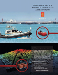 Marine Technology Magazine, page 1,  May 2011