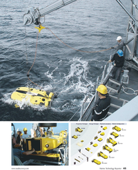 Marine Technology Magazine, page 45,  May 2011
