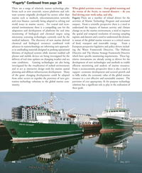 Marine Technology Magazine, page 46,  May 2011 CELL PHONES
