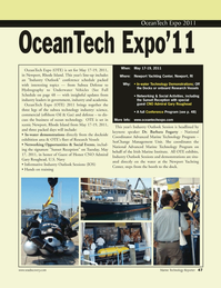 Marine Technology Magazine, page 47,  May 2011 Gary Roughead