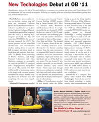 Marine Technology Magazine, page 50,  May 2011 Deanna Talbot