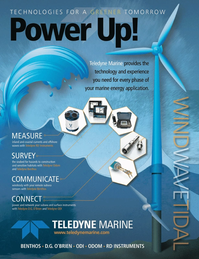 Marine Technology Magazine, page 7,  May 2011