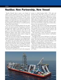 Marine Technology Magazine, page 10,  Jun 2011 ship management services