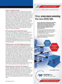 Marine Technology Magazine, page 15,  Jun 2011 PB150