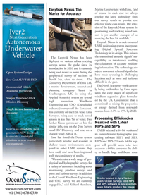 Marine Technology Magazine, page 18,  Jun 2011 the Nexus