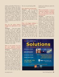 Marine Technology Magazine, page 23,  Jun 2011 3D technology