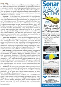 Marine Technology Magazine, page 25,  Jun 2011 supply chain