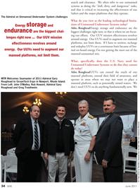 Marine Technology Magazine, page 34,  Jun 2011 Greg Trauthwein