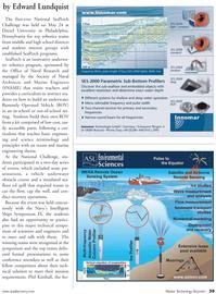 Marine Technology Magazine, page 39,  Jun 2011 Edward Lundquist