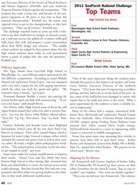 Marine Technology Magazine, page 40,  Jun 2011 Mississippi