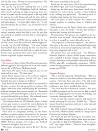 Marine Technology Magazine, page 42,  Jun 2011 Pennsylvania