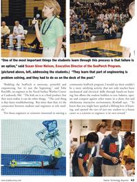 Marine Technology Magazine, page 43,  Jun 2011 Toby Ratcliffe