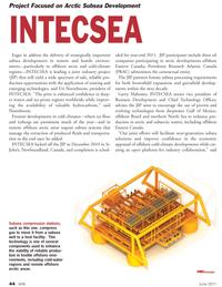 Marine Technology Magazine, page 44,  Jun 2011 Garry Mahoney