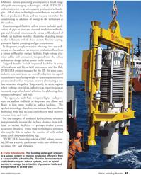 Marine Technology Magazine, page 45,  Jun 2011 applied technology