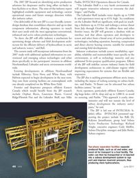 Marine Technology Magazine, page 46,  Jun 2011 Terra Nova